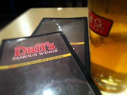 Duffs_menus