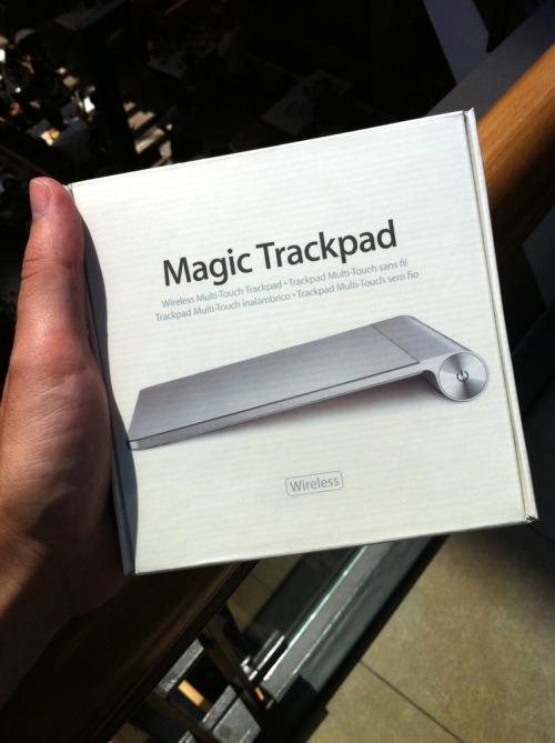 Magictrackpad